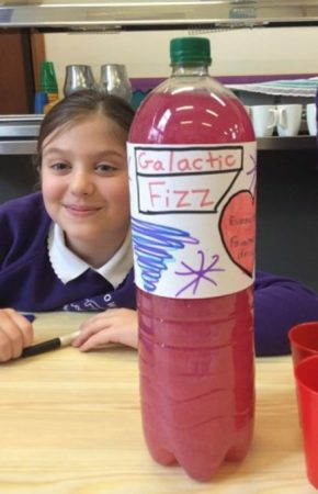 Christow Primary School's Drink Competition