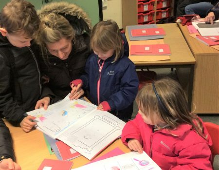 Book Look Event at Rydon Primary School