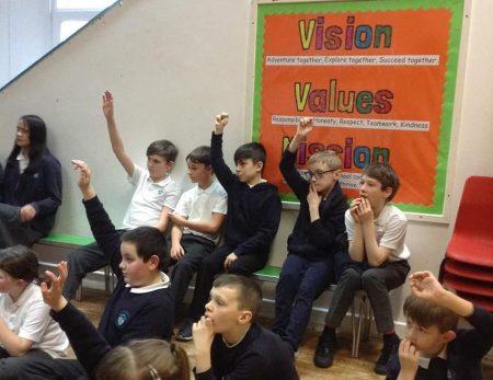 Careers Week at Kingswear Primary School