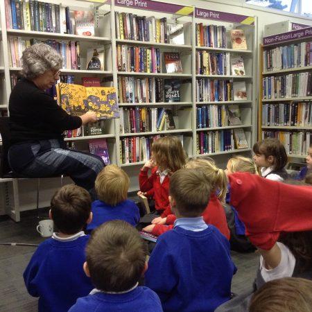 East Allington Primary School Grand Tour