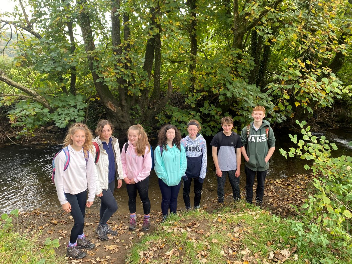 Coombeshead Academy – Duke of Edinburgh expedition