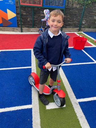 Kingswear Primary School – new playtime resources