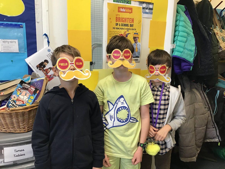 Hello Yellow At Blackawton Primary School