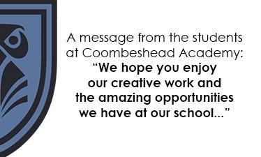 Pop -Up Art Exhibition  – Coombeshead Academy