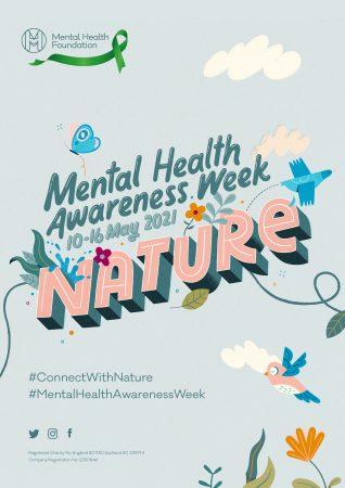 Mental Health Awareness Week – 10th to 16th May 2021