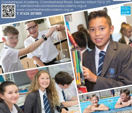 Coombeshead Academy Open Days