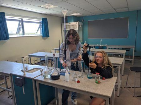 Royal Society of Chemistry – Schools' Analyst Competition 2021
